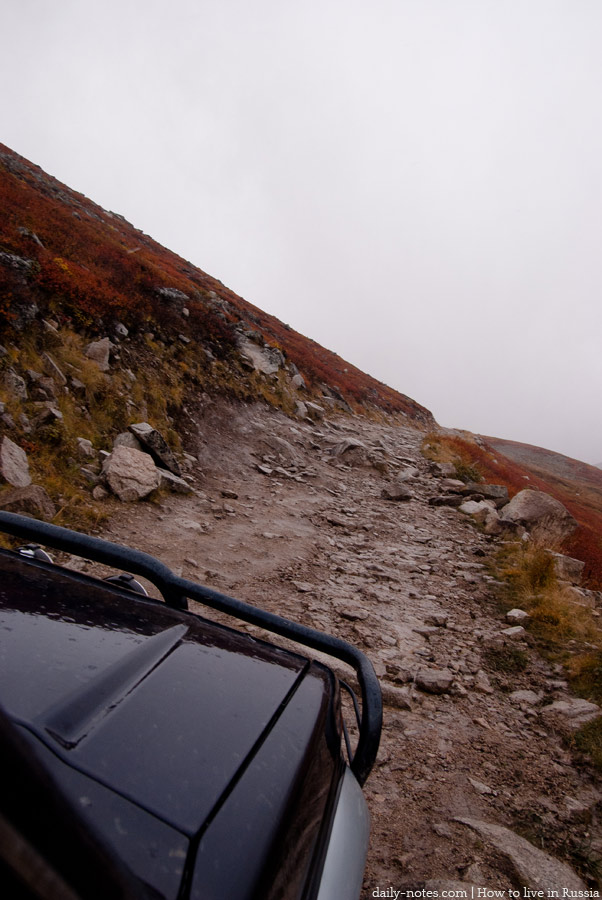 Altai Offroad ( Mountain pass Teplyi kluch )