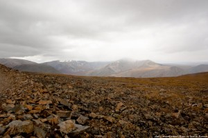 Kalgutinsky mountain pass, Altai republic